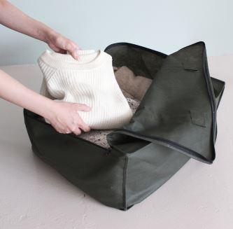 LACURI保管クリーニング集荷バッグ